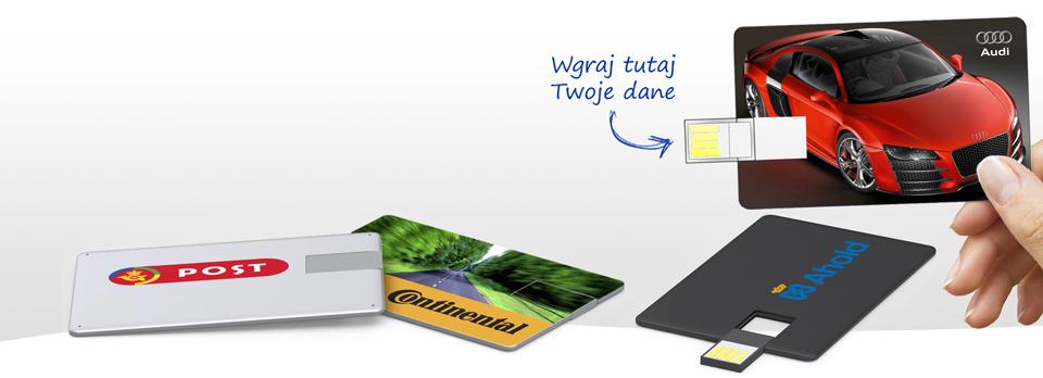Karty USB